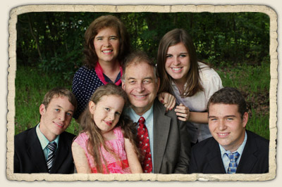 The Bjur Family